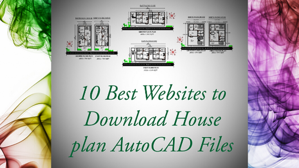 10 Best Websites to Download House Plan AutoCAD Files.
