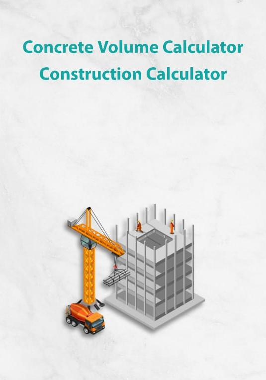 Concrete Volume Calculator App