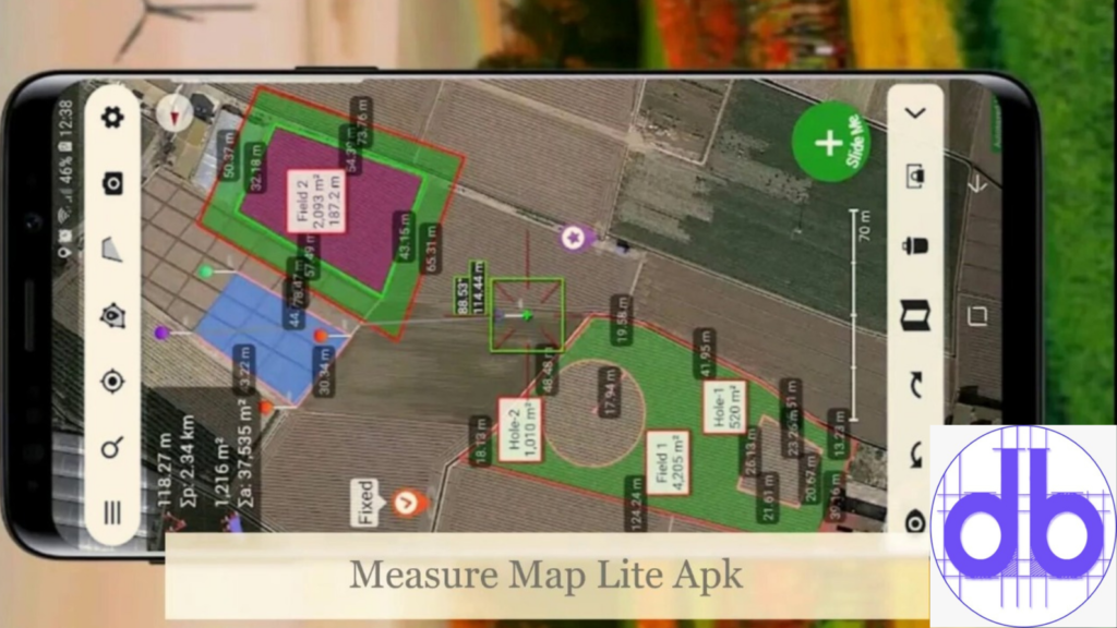 Measure Map Lite Mobile App